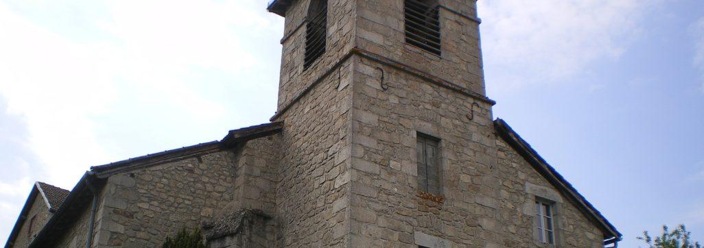 Eglise Saint Georges de Parlan